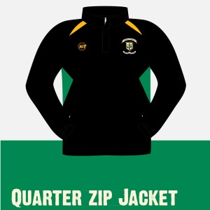 Quarter zip Jacket