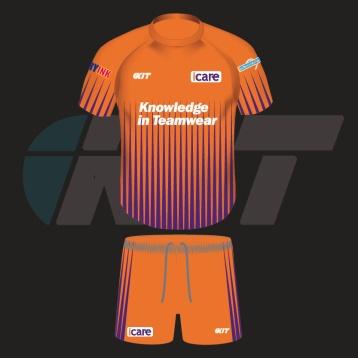 Football kit - aycee