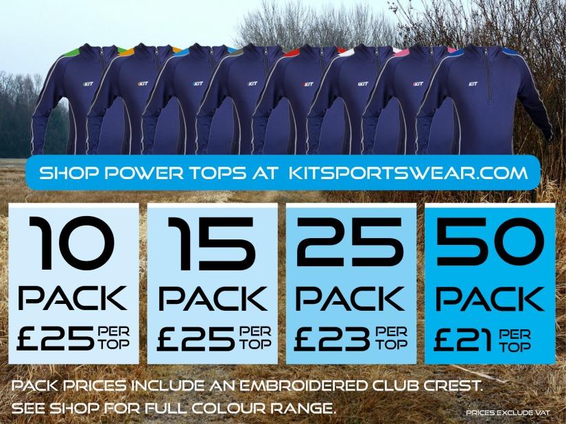 Power Top Packs