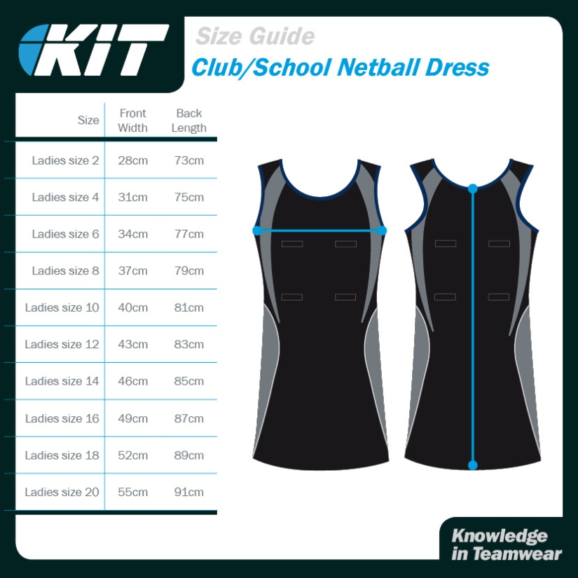 SizeGuide_clubSchoolDress