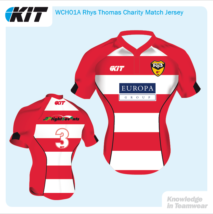 Rhys Thomas Match Jersey